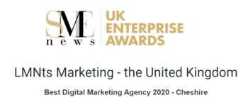 award winning UK marketing agency