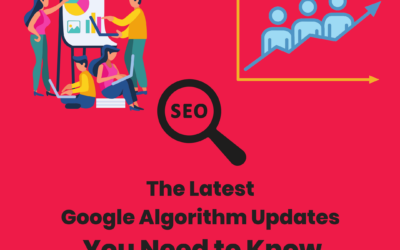 The Latest Google Algorithm Updates You Need to Know