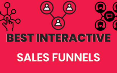 The Best Interactive Sales Funnels that Revolutionise Your Lead Generation