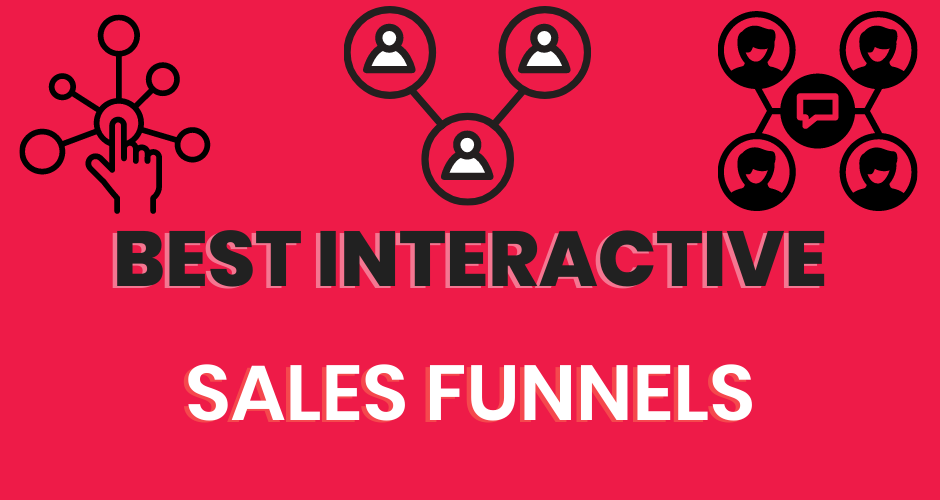 best interactive sales funnels