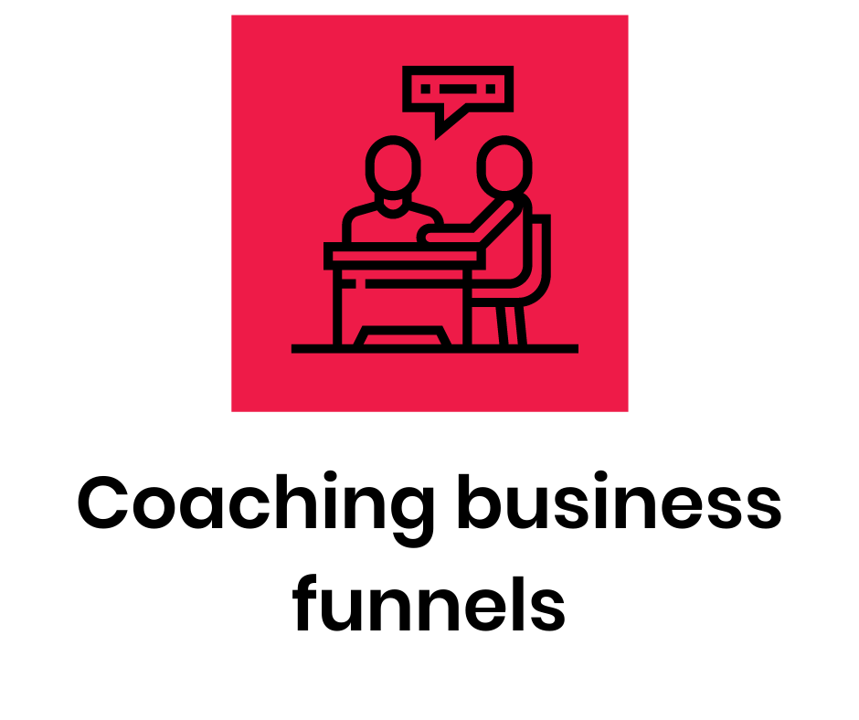 funnels for coaching businesses