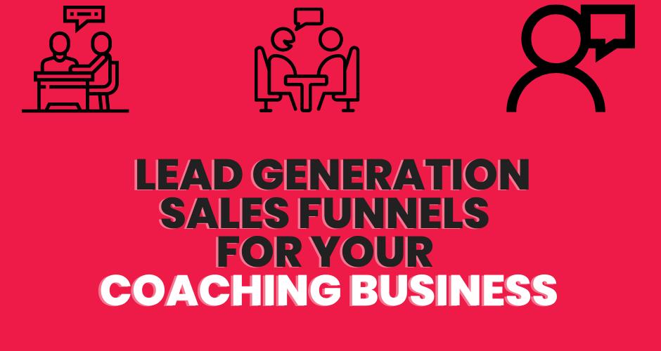 coaching funnels